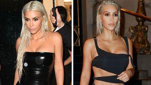Latex vs.Cutout: Worin sieht Bald-3-Fach-Mom Kim hotter aus?