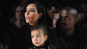 Spaß auch ohne Papa Kanye: North West als süßer Wau-Wau!