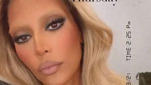 Krasses Make-over: Hättet ihr Kim Kardashian so erkannt?