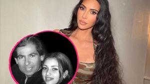 Zum 18. Todestag: Kim Kardashian widmet Vater rührende Worte