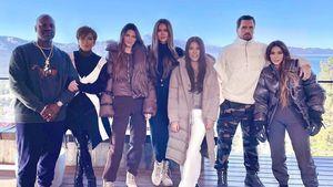 """Ohne Kanye: Kim macht Weihnachtstrip mit """"ganzer Familie"""""""