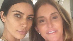 Kim Kardashian und Caitlyn Jenner