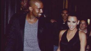 Kim Kardashian und Kanye West feiern ihren dritten Hochzeitstag