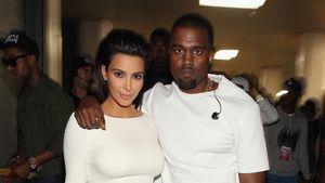 Scheidung: Kim K. und Kanye sprechen nur noch wegen der Kids
