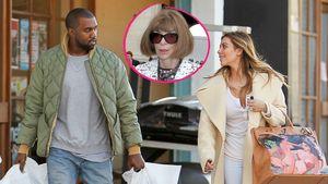Neuer Ärger: Kanye legt sich mit Vogue-Chefin an