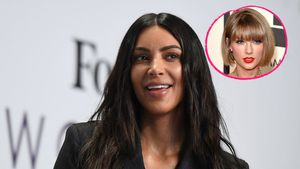 Vor Bitch-Fight mit TayTay: Kim Kardashian war Mega-Fan