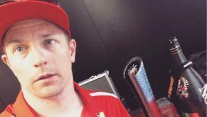 Alkohol-Beichte: Formel-1-Star Kimi Räikkönen im Dauerrausch