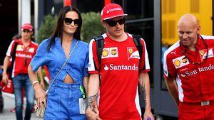 Kimi Räikkönen: Formel-1-Star heiratet seine Model-Freundin