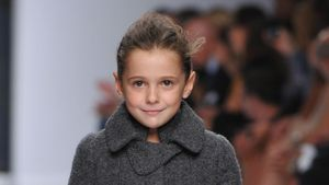 Skurril: London plant 3-tägige Kids Fashion Week