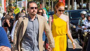 Klemens Hallmann und Barbara Meier in Cannes