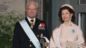 Ihr geht es besser: Königin Silvia ist wieder zu Hause!