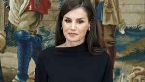 Mit XS-Taille: Königin Letizia überzeugt im klassischen Look