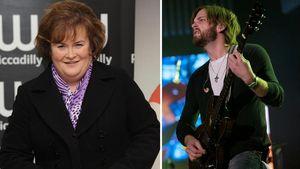 Kings of Leon haben Angst vor Susan Boyle
