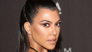 Insider verrät: Kourtney Kardashian rastete im Flugzeug aus