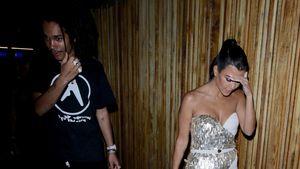 Kourtney Kardashians Toyboy Luka Sabbat knutscht andere Frau