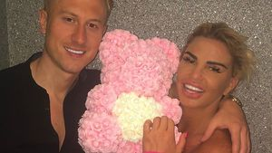 Kris schenkte ihr Teddy: Katie Price etwa doch schwanger?