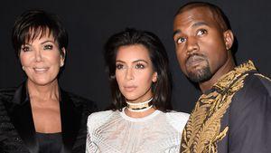 Kim-Kanye-Scheidung: Kris und Caitlyn Jenner äußern sich