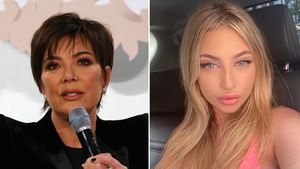 Kanye-Jeffree-Gerücht: Verklagt Kris Jenner TikTokerin Ava?