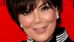"""Kris Jenner bei einer """"Tommy Hilfiger""""-Modenschau in Kalifornien"""