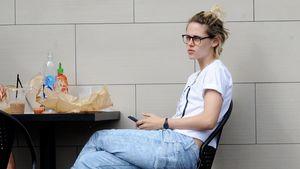 Kristen Stewart beim Frühstück in L.A. im September 2016