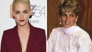 Erstes Foto: So sieht Kristen Stewart als Lady Diana aus