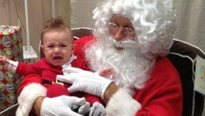 Kristin Cavallaris Baby: Bittere Tränen bei Santa