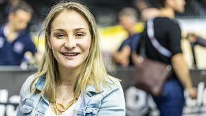 Kristina Vogel dankbar: Sie erhält eigenen Spenden-Fonds!