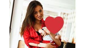 Endlich enthüllt: So heißt Bachelor-Siegerin Kristinas Kind!