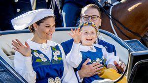 Nationalfeiertag: Schweden-Royals feiern stolz in Trachten!