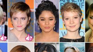 Vanessa Hudgens, Emma Watson, Keira Knightley, Michelle Williams und Mia Wasikowska