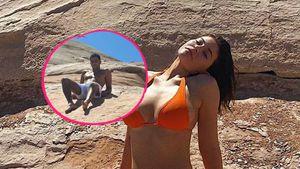 Fans rätseln: Wer ist der Typ auf Kylie Jenners Bikinifoto?