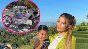 Kylie Jenners Tochter Stormi hat eigene Prinzessinnenkutsche