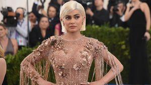 Kylie Jenner bei einer Gala in New York 2017