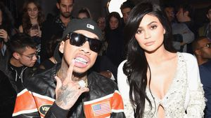 Kylie Jenner und Tyga auf der Fashion Week in New York
