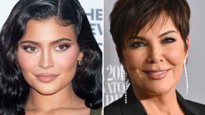 Kylie Jenners Babygerüchte: Haderte Mama Kris mit den News?