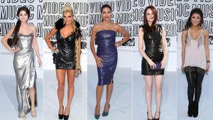 Selena Gomez, Kesha, Emma Stone, Rosario Dawson und Brenda Song