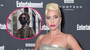 Bye-bye, blonde Mähne: Lady Gaga trägt Haare jetzt braun!