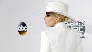 Lady Gaga auf einer Preisverleihung in Los Angeles