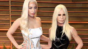 Gute Freunde: So schwärmt Donatella Versace von Lady Gaga!