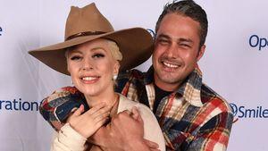 Lady GaGa & Taylor Kinney bei der Celebrity Ski & Smile Challenge im März 2016
