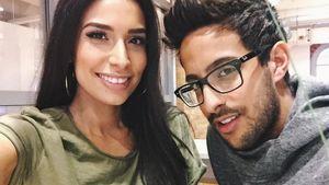 Sami Slimani und Lamiya Slimani