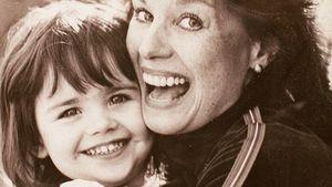Lana Wood mit ihrer Tochter Evan Maldonaldo