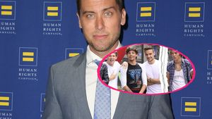 Lance Bass weiß: Ohne Harry Styles kein One Direction!