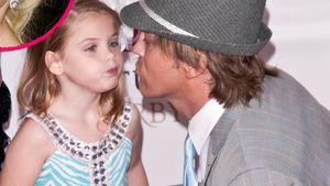 Süß! So groß ist Anna Nicole Smith's Tochter!