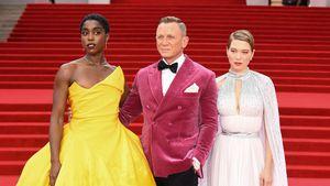 """""""James Bond""""-Premiere: So glamourös zeigen sich die Stars"""