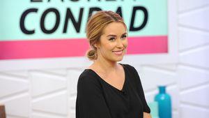 Neue Kurven: Lauren Conrad will Baby-Pfunde behalten!