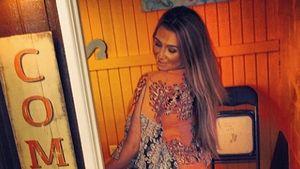 Lauren Goodger: Heiße Bilder-Show auf Instagram