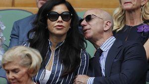 Amazon-Chef Jeff Bezos' erster Auftritt mit neuer Freundin
