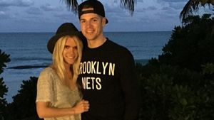 Jason Kennedy und Lauren Scruggs