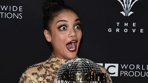 "Laurie Hernandez beim Finale von ""Dancing with the Stars"""